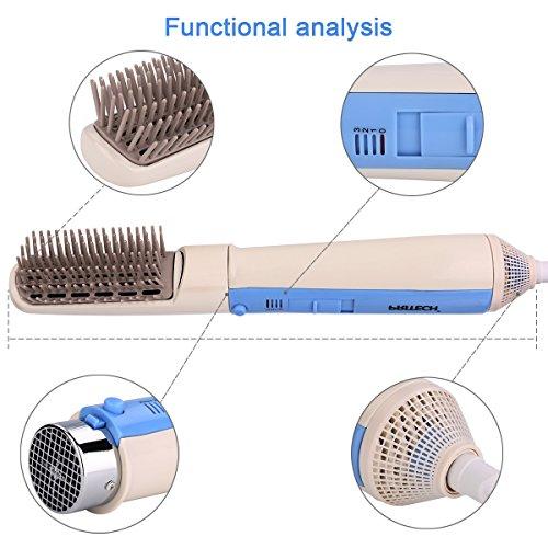 Pritech Elektrische Haarbürste - 5